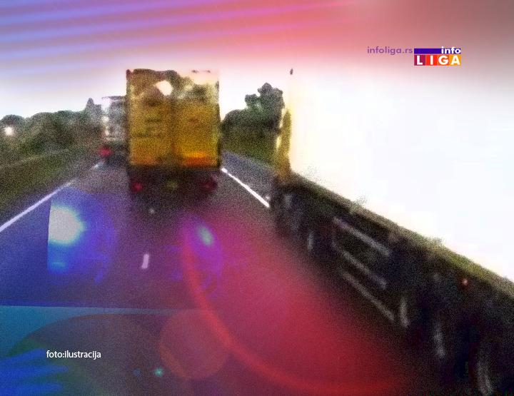 IL-kamionrotacijapolicija222 Kamiondžija iz Ivanjice pretučen na magistralnom putu