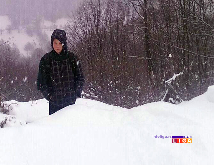 IL-kovilje-radoje-tosic-u-snegu Jedanaestoro mališana zavejano, koviljska škola danas bez đaka