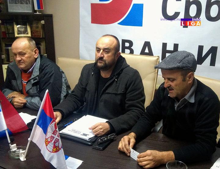 IL-kzn-savez-za-ivanjicu Konferencija za medije Saveza za Srbiju u Ivanjici
