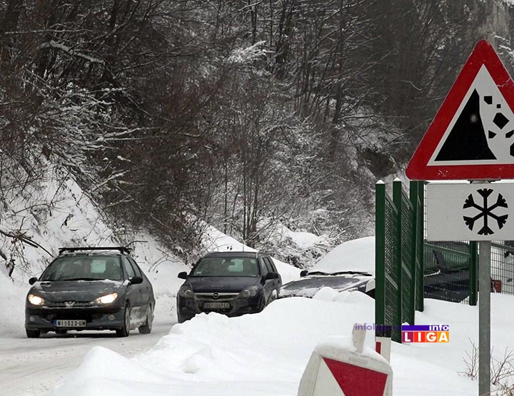 IL-novi-sneg-ciscenje-putevi Novi sneg i nove nevolje (VIDEO)