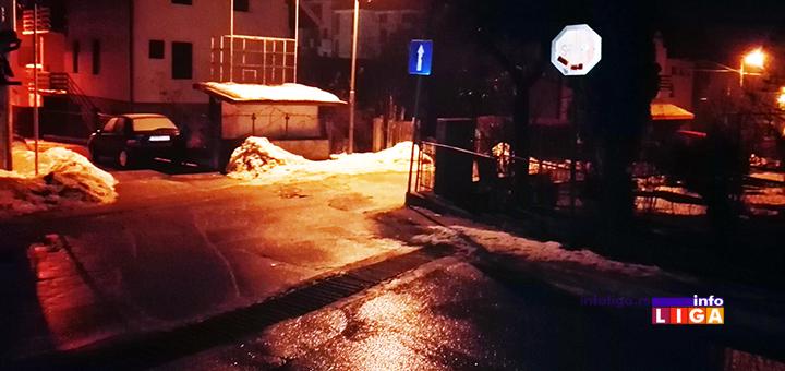 IL-raskrsnica-npopovic-mrkocevac Ivanjičanin prilikom pada udario u znak, preminuo u Hitnoj službi