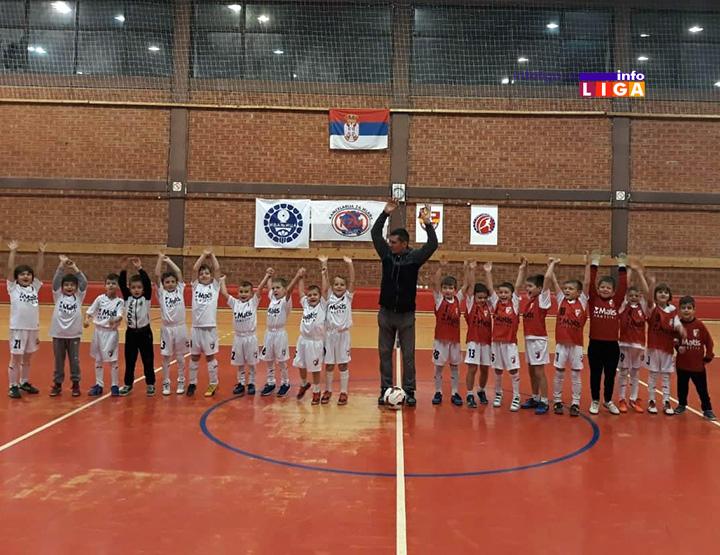 IL-skola-fudbala ''Rex trans'' osvojio novogodisnji turnir u malom fudbalu