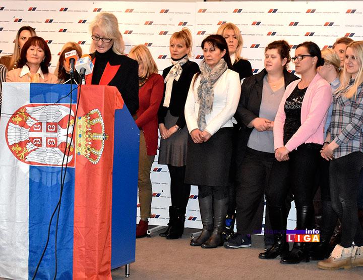 IL-sns-biljana-kzn SNS Ivanjica - Stop nasilju nad ženama (VIDEO)