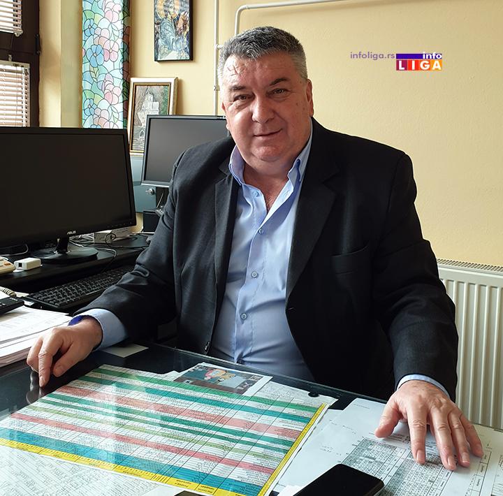 """IL-stevan-davidovic-dir-os-milinko-kusic-ivanjica Prva """"Digitalna škola"""" u Ivanjici?"""