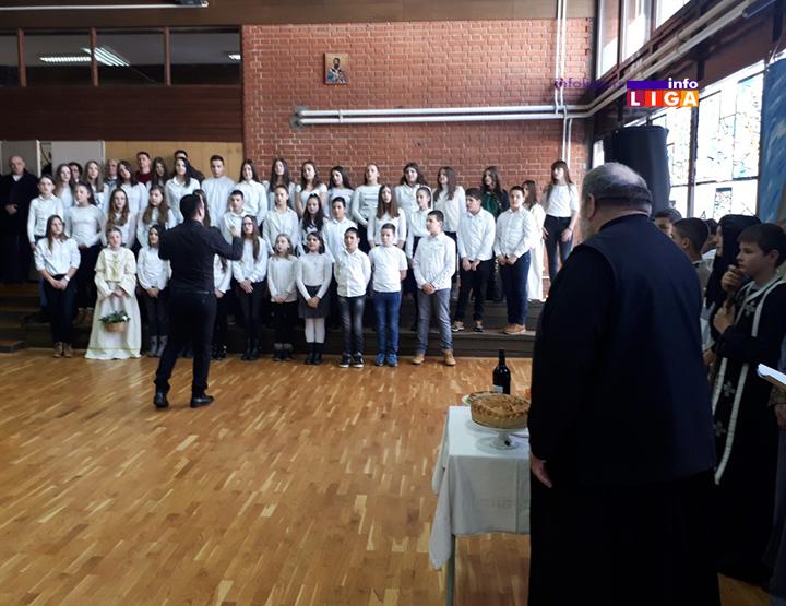 IL-svsaava19-milinko2 Savindan svečano obeležen u ivanjičkim školama (FOTO)