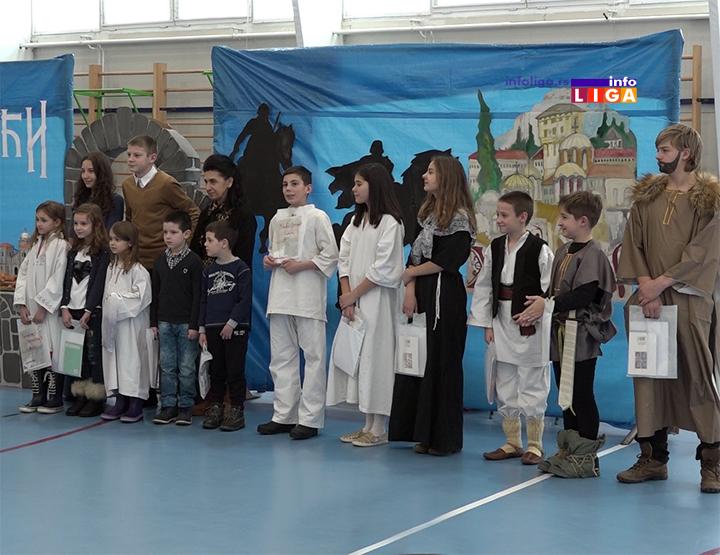 IL-svsaava19-prilike2 Savindan svečano obeležen u ivanjičkim školama (FOTO)