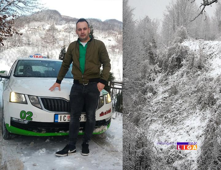 IL-taxista-laki-provalija Drama u selu kod Ivanjice! -Taksista izvukao povređene ljude iz provalije