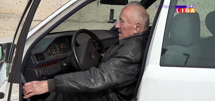 IL-tiko-najstariji-vozac Najstariji vozač u Ivanjici, a možda i u Srbiji (VIDEO)