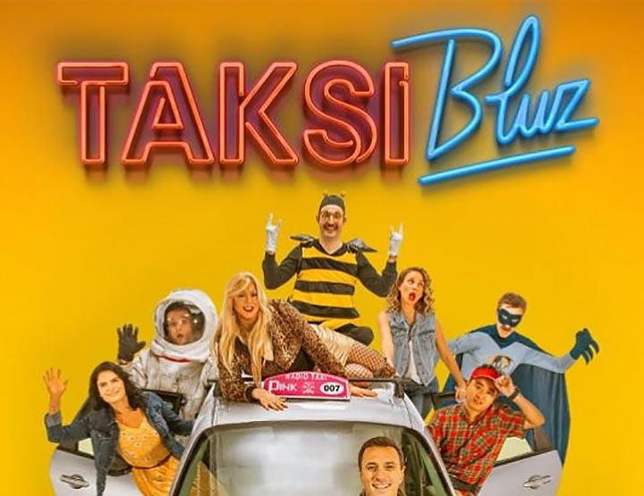 """Komedija """"Taksi bluz"""" u Ivanjici"""