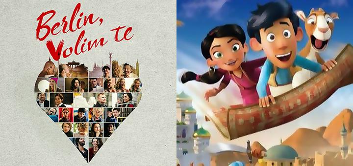 Filmski dani u Domu kulture – Aladin i Berlin, volim te