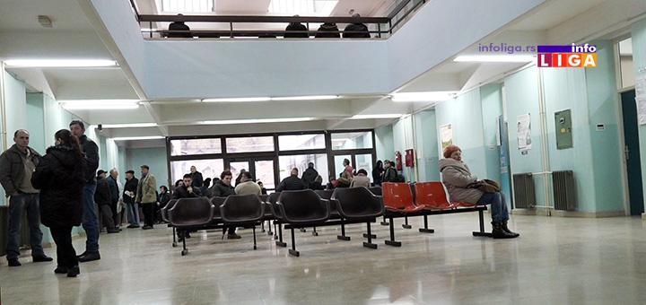 IL-grip-dom-zdravlja Proglašena epidemija gripa! - U Ivanjici prosle nedelje zabeleženo 257 obolelih