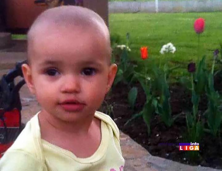 IL-iskra2 Kako je mala Iskra pobedila najtežu bolest (VIDEO)
