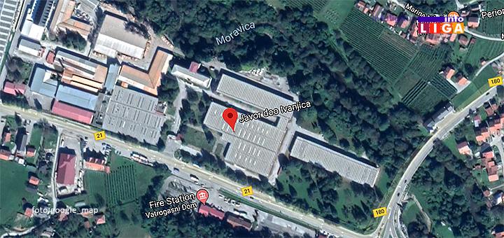 IL-javor-doo Prodati objekti konfekcije Javor na Sađavcu
