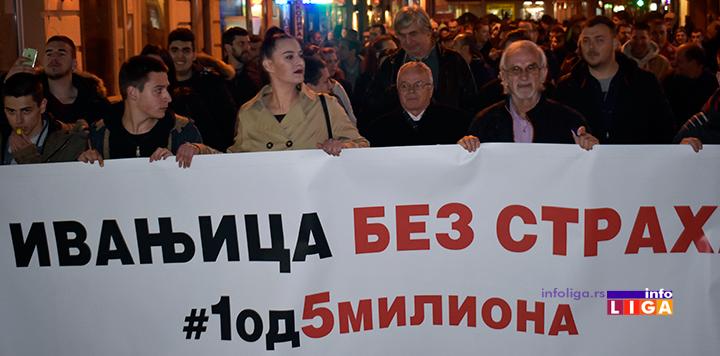 IL-1od5milona-protest3 Građani potpisivali ''Sporazum sa narodom'' na trećem protestu #1od5miliona u Ivanjici