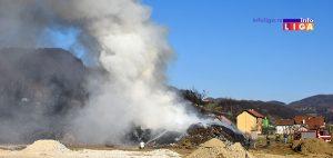 IL-akon-stara-deponija-pozar-ivanjica-senjak-300x142 Veliki požar u ivanjičkom selu Bratljevo - vetar sprečava gašenje