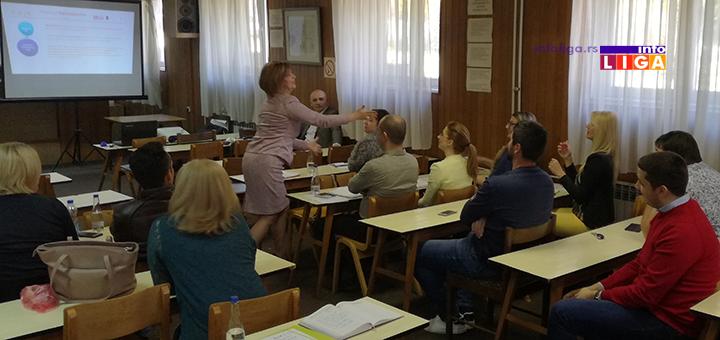IL-dobro-upravljanje U Ivanjici održan edukativni trening ''Dobro upravljanje na lokalnom nivou''