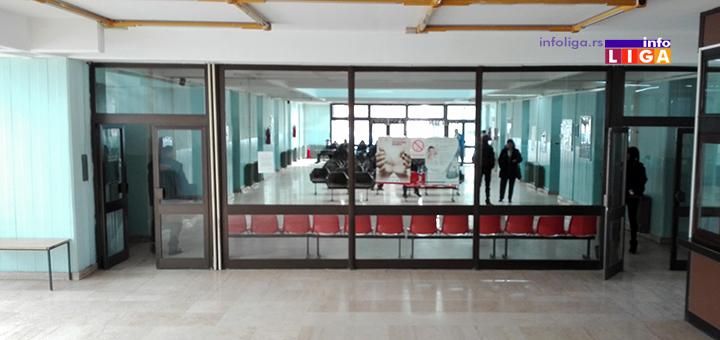 IL-dom-zdravlja-cekaonica Dozvoljene posete u ivanjičkoj bolonici - prošla epidemija