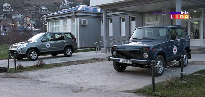 IL-nova-vozila-u-DZ-ivanjica Lokalna samouprava donirala dva vozila Domu zdravlja u Ivanjici (VIDEO)