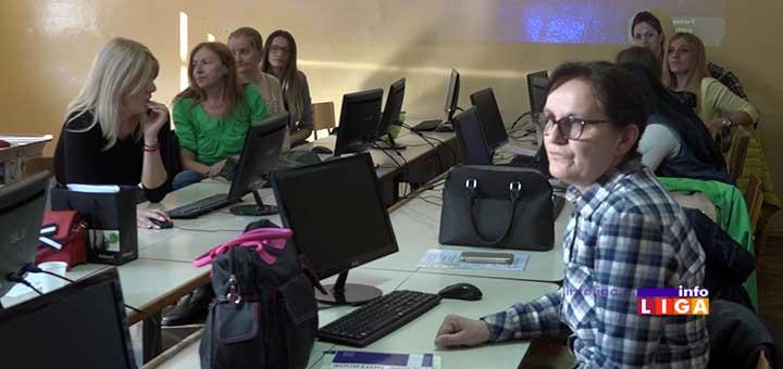 IL-obuka-zene Sedamnaest žena prošlo obuku o preduzetničkim i digitalnim veštinama (VIDEO)