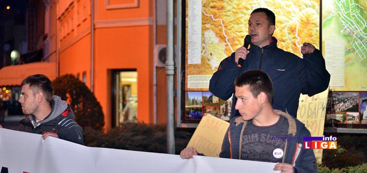 IL-protest7-1od5miliona-4 #1od5miliona sedmi put u Ivanjici