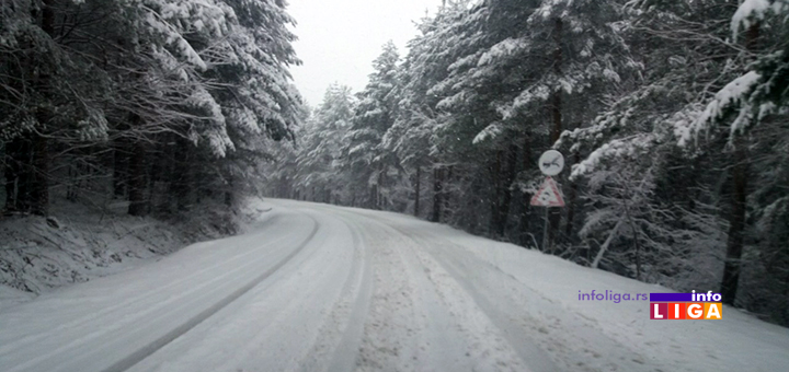 IL-sneg-u-martu-4 Sneg opet obeleo okolinu ivanjice (VIDEO)