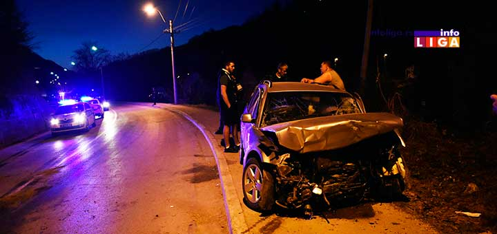 IL-sudar-magnet-1 Teška saobraćajna nesreća na ulasku u Ivanjicu