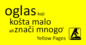 Oglas koji košta malo, ali znači mnogo. Yellow Pages