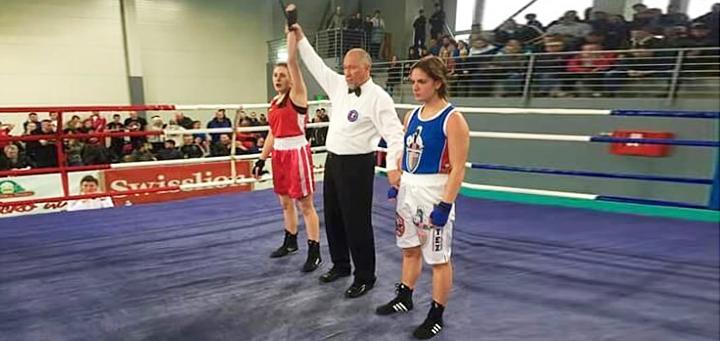Anđela Kostić po drugi put prvakinja Srbije u boksu