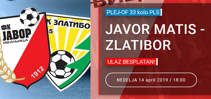 IL-javorZlatibor Idemo na stadion! - Javor igra još jednu bitnu utakmicu u borbi za Super ligu