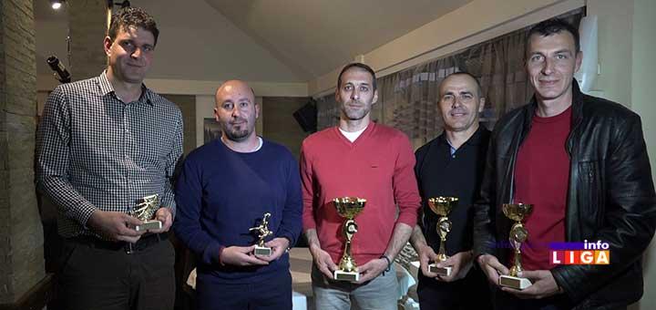 FSO Ivanjica dodelio priznanja i sportsku opremu najboljim klubovima i pojedincima (VIDEO)