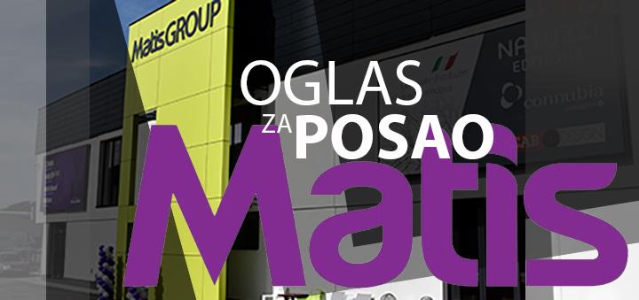 IL-matisoglas Kompaniji ''Matis'' iz Ivanjice potrebni šivači sa iskustvom