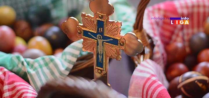 IL-uskrs-crkva Kako Ivanjičanke boje i ukrašavaju uskršnja jaja (VIDEO)