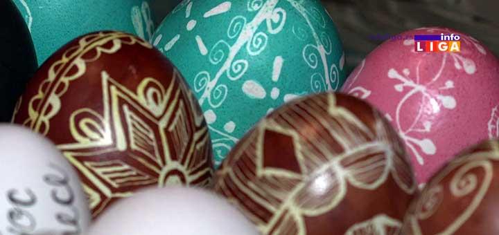 IL-uskrsnja-jaja Kako Ivanjičanke boje i ukrašavaju uskršnja jaja (VIDEO)