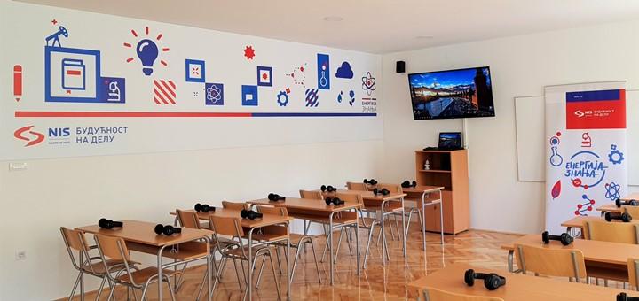 IL-brekovo-kabinet-NIS-ruski-jezik Škola u Brekovu dobila od NIS-a digitalni kabinnet za ruski jezik