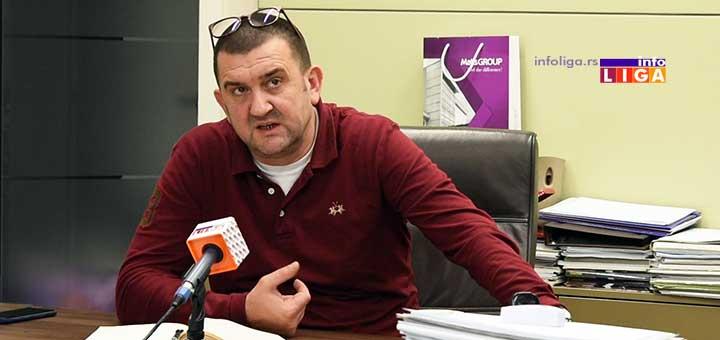Lazović – Dve decenije borbe, uspeha i ljubavi u Javor Matisu (VIDEO)