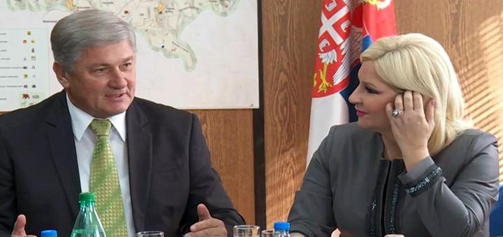IL-jolovic-mihajlovic Zorana Mihailović i Slobodan Jolović definisali prioritete za Moravički okrug