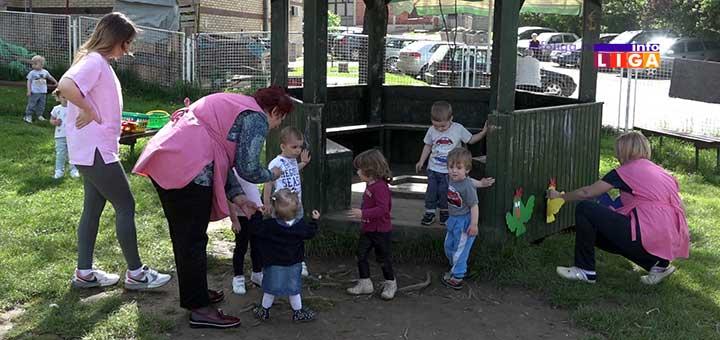 IL-prijem-u-vrtic Raspisan konkurs za prijem 70 mališana u PU''Bajka''