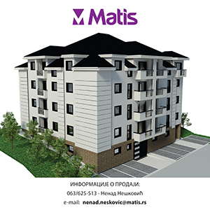 Prodaja stanova u Ivanjici!