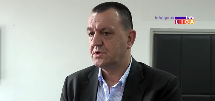 IL-zoran-lazovic-predsednik-opstine-ivanjica Radovi u Njegoševoj do polovine jula