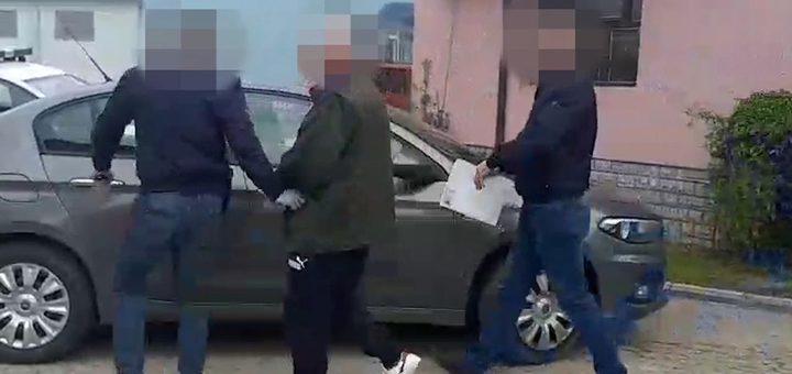 pozega-hapsenjeeeee Uhapšen predsednik i vrh rukovodstva opštine Požega (VIDEO)