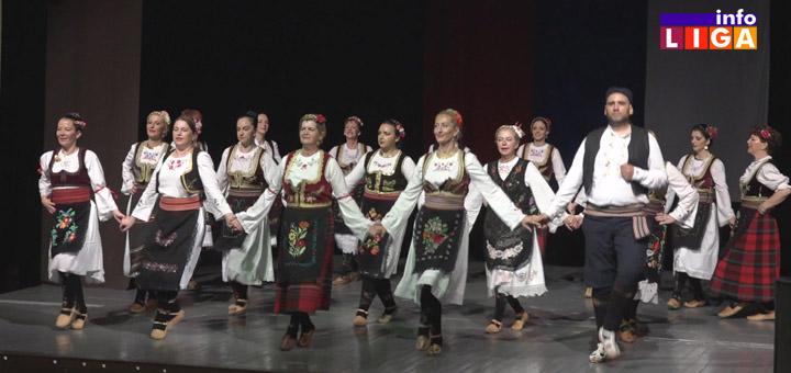 """Preko dvesta folkloraša KUD """"Moravica"""" oduševilo publiku (VIDEO)"""