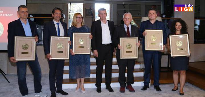 """IL-Naslovna-Zlatibor-dodela-nagrada-vitez Na Zlatiboru dodeljena priznanja """"Vitez Srbije"""""""