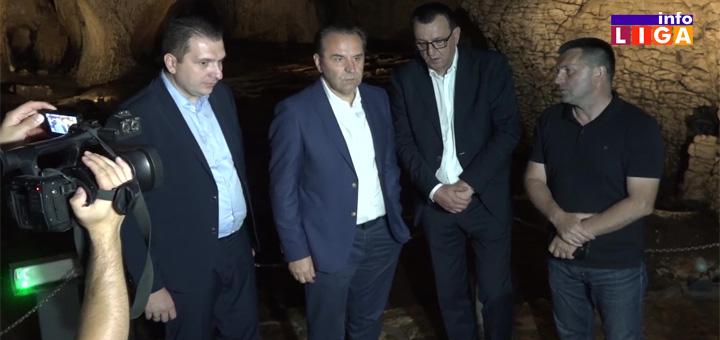 IL-RASIM-LJAJIĆ-HADŽI-PRODANOVA-PEĆINA Rasim Ljajić otvorio Hadži Prodanovu pećinu (VIDEO)
