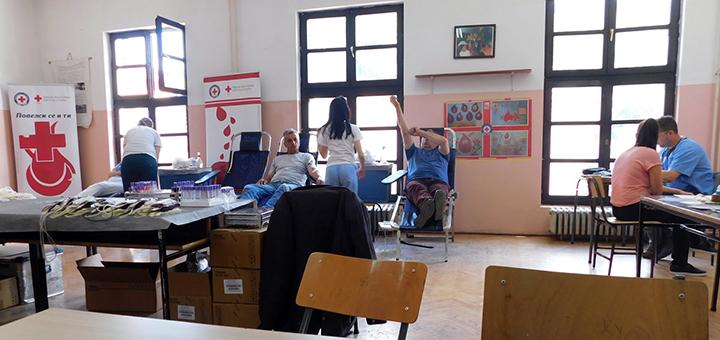 IL-ddk-akcija-crvenog-krsta-ivanjica Najhumaniji Ivanjičani u akciji dobrovoljnog davalaštva