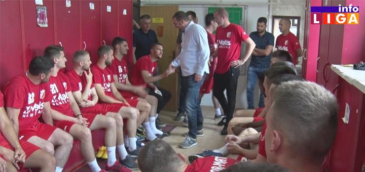 Fudbaleri Javora počeli pripreme, u toku rekonstrukcija stadiona (VIDEO)