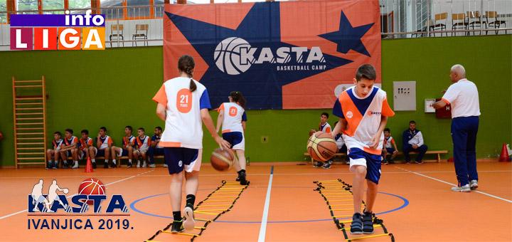 Preko 800 malih košarkaša dolazi sa KASTA kampom u Ivanjicu (VIDEO)