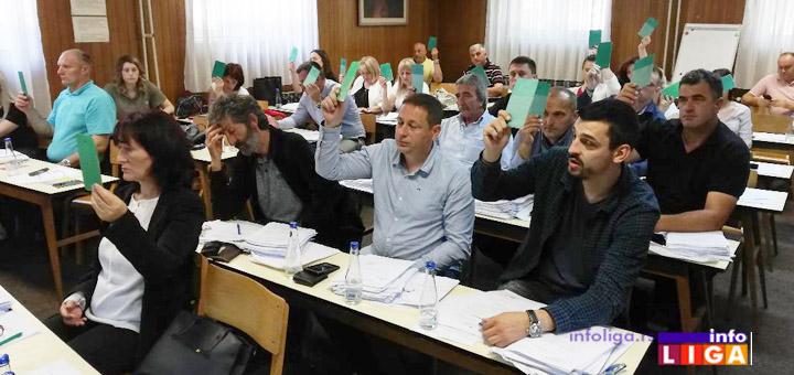 IL-skupština Ivanjički parlament usvojio izveštaje o poslovanju javnih preduzeća