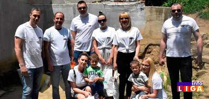 IL-sns-poverenistvo-akcija Povereništvo ivanjičkog SNS-a u poseti malim anđelima sa Golije (VIDEO)