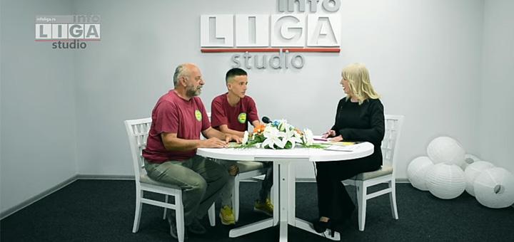 IL-studio-planinari Studio: Ivanjičanin državni prvak Srbije u trekingu (VIDEO)
