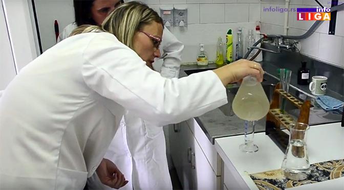 IL-vodovod-voda-jkp Redukcija vode iz ivanjičkog vodovoda (VIDEO)